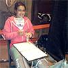 Heba El Torky. Professional Squash Player