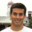Jason Michas. Harvard Squash Team