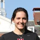 Laura Gemmell. Harvard Squash Team
